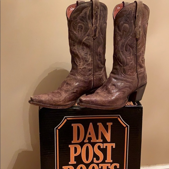bcc4b536024 Dan Post Boots